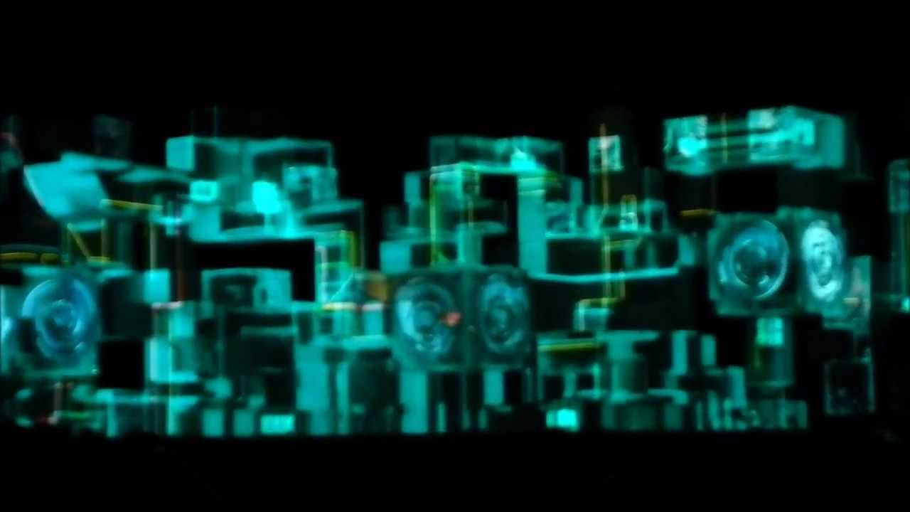 Amon Tobin @ Wakarusa 2013 -- `ISAM 2.0` complete show -- part 2 of 3 (21 minutes) by Midnight Sun