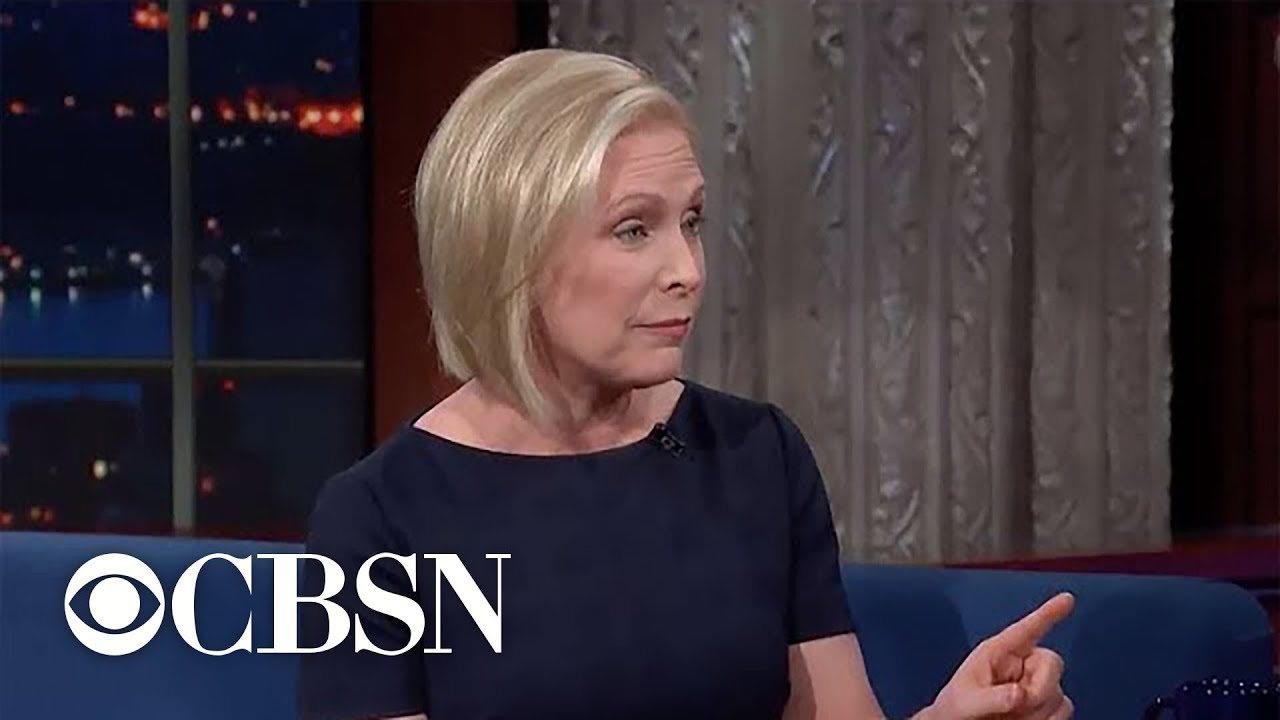Kirsten Gillibrand forming exploratory committee for 2020 White House run
