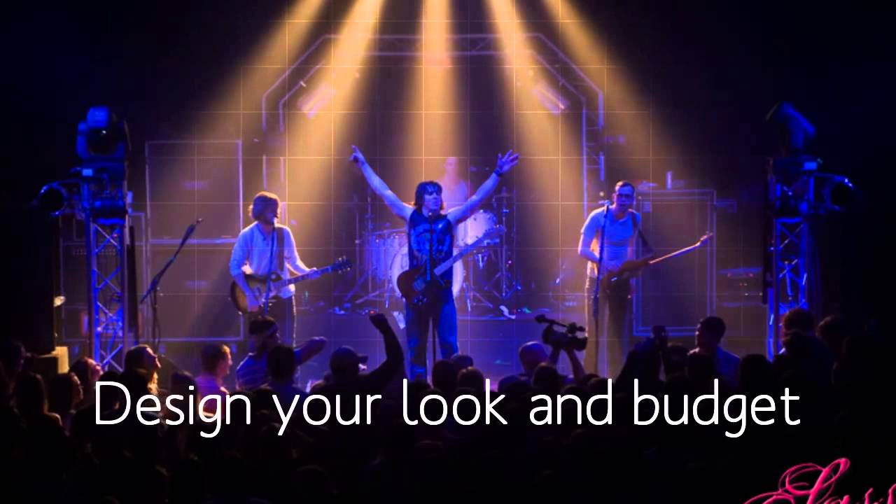 stage lighting and sound for your band in atlanta area