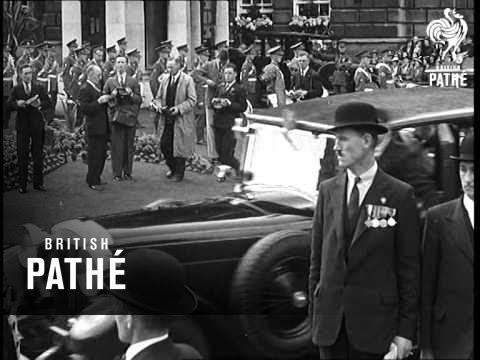 Their Majesties In Ireland (1937)