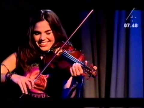 Bond string quartet  - Korobushka - Live TV4 Sweden