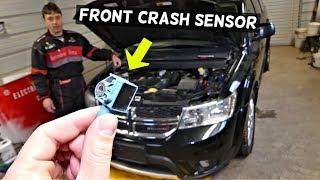 Updated Front Crash Sensor – Michaeltaborsky