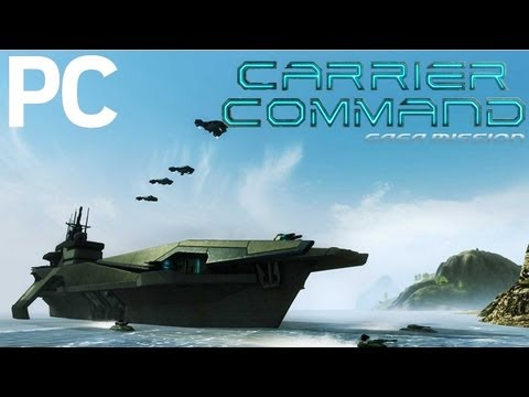 How to download Carrier Command Gaea Mission - New download 2012 from YouTube · Duration:  1 minutes 27 seconds  · 34 views · uploaded on 11/28/2012 · uploaded by alexgameees123