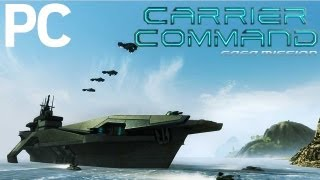 Carrier Command Gaea Mission Gameplay PC HD