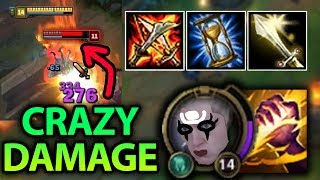 WHY DOES NO ONE PLAY THIS ANYMORE?? THIS DAMAGE IS CRAZY! DIANA JUNGLE SEASON 7 - League of Legends