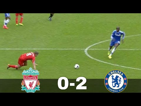 Liverpool vs Chelsea 0-2 2013/14 All Goals & Extended Highlights w/English Commentary ●HD