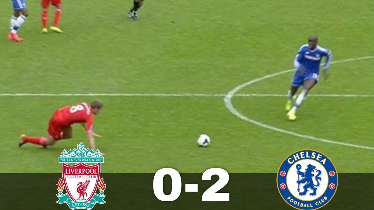 Download Liverpool vs Chelsea 0-2 2013/14 All Goals & Extended Highlights w/English Commentary ●HD