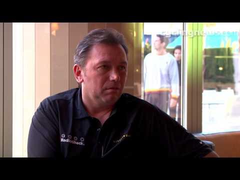 Johan Bruyneel on Andy Schleck as team leader