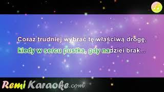 Akcent - Otwarte serce (karaoke - RemiKaraoke.com)