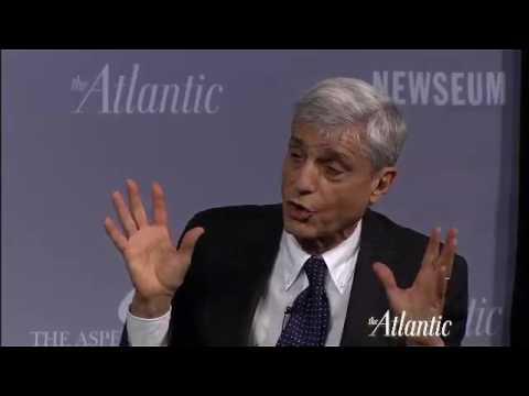 Robert Rubin and Zanny Beddoes / Washington Ideas 2011