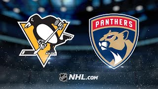Dadonov powers Panthers to 6-5 victory with hat trick