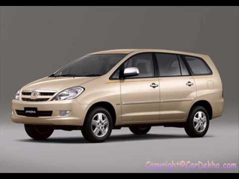 Toyota Innova Car Video