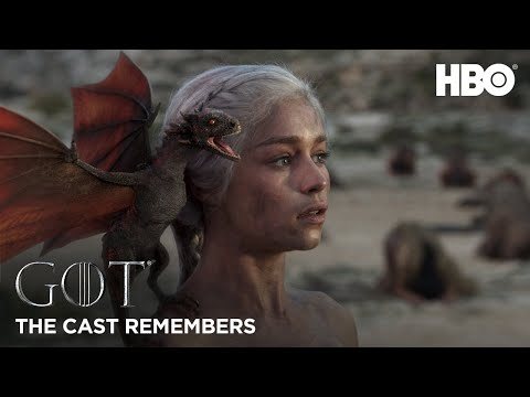 The Cast Remembers: Emilia Clarke on Playing Daenerys Targaryen  Game of Thrones: Season 8 HBO