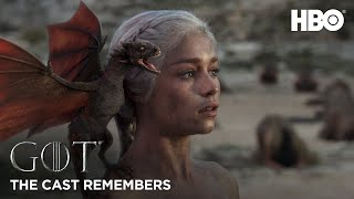 The Cast Remembers: Emilia Clarke On Playing Daenerys Targaryen | Game Of Thrones: Season 8 Hbo