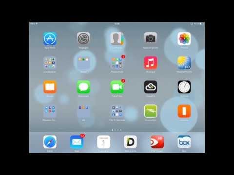 Tuto - IOS 7 Semble Lent ? Accélérer Simplement IPad IPhone IPod IOS 7