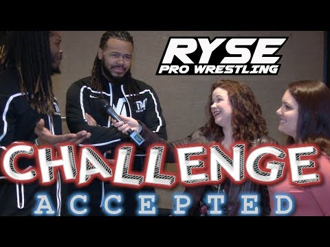 Challenge Accepted: RYSE Wrestling