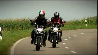 Aprilia SL 750 Shiver und Aprilia NA 850 Mana Motorvision te