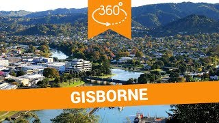 Things to Do in Gisborne in 360 - New Zealand VR