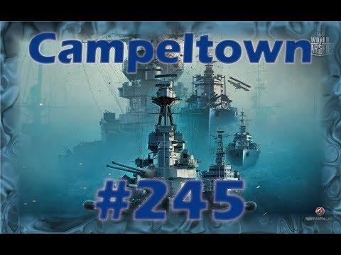 Campeltown_#245 Die ist ja richtig gut Lets Play WOWs German Deutsch