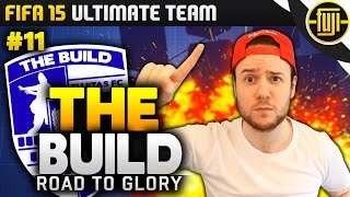 Fifa 15 - The Build - Road To Glory - Ep.11 - The Cheap Aguero!!! - Fifa 15 Ultimate Team