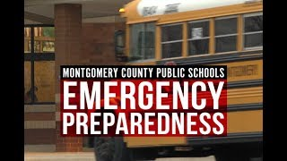 Emergency Preparedness in Montgomery County Public Schools