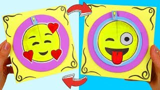 Funny ideas - Amazing crafts | DIY SPIN CARD