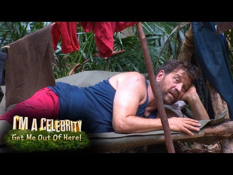 Nick Gets in a Twist Over the Ladies' Knickers | I'm a Celebrity... Get Me Out of Here!