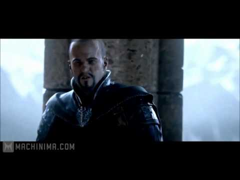 Assassins Creed Revelations Gemini: blue dubstep remix
