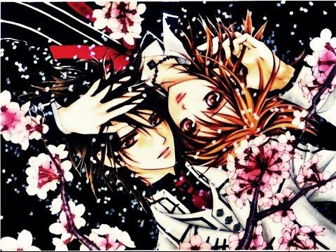 Nightcore - Futatsu No Kodou To Akai Tsumi ( Vampire Knight OP 1 )