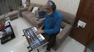 Mere Sapno Ki Rani Instrumental Kuddus Noorani