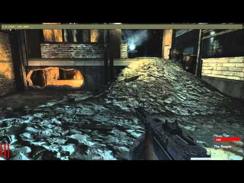 Call of Duty: World At War - Nazi Zombies Console Commands (God Mode, No Clip, Infinite Ammo)