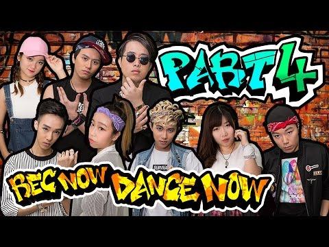 """""""街舞快閃Flash Mob"""" #BANG BANG BANG x DADDY x 狄易達軍團【RecNow】S1/EP 5/Part 4 最終回"""