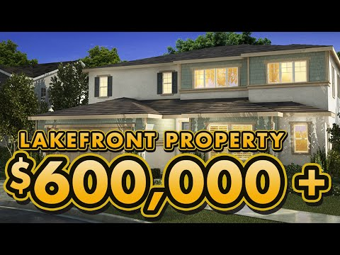 REAL ESTATE~ Lakefront Property, MODEL HOME by KIPER | RIVER ISLAND. Waterfront Property $600,000+ +