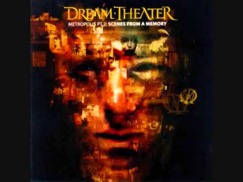 Dream Theater - Through Her Eyes (with lyrics)