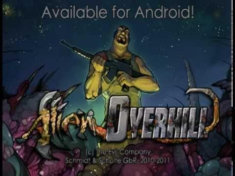 Alien Overkill Trailer
