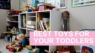 Best Toys For Toddlers Must Have Toys | The Mom Life