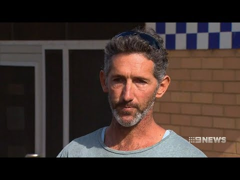 Father's Heartbreak | 9 News Perth