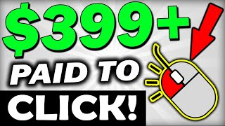 Earn $399 in 15 MINS! With This EASY Click and Earn Method (MAKE MONEY ONLINE 2020)