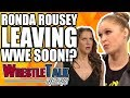 Download Ronda Rousey LEAVING WWE?! Backstage Unhappiness On Ronda Segment? | WrestleTalk News Jun 2018