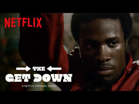 The Get Down | Clip: 'Shaolin Fantastic' | Netflix