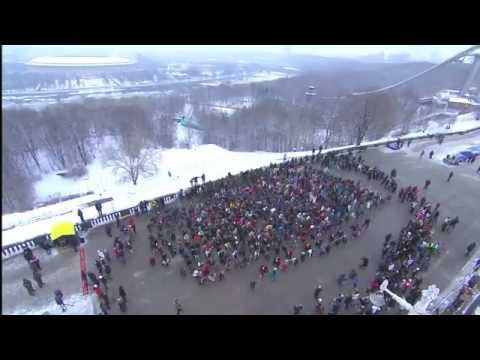 Yop Top Project - Танец Yop Top крутой Российский флешмоб
