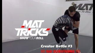 Creator Battle #3: NO SURVIVORS on Leglock Highway