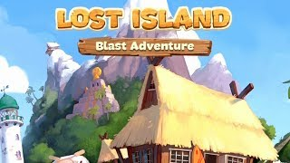 Lost Island: Blast Adventure - Plarium Global Ltd Walkthrough