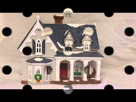 Jackie's Snow Village