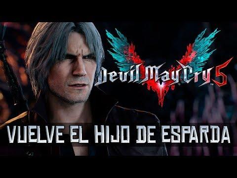DEVIL MAY CRY 5 - Se viene   VUELVE EL HIJO DE SPARDA thumbnail