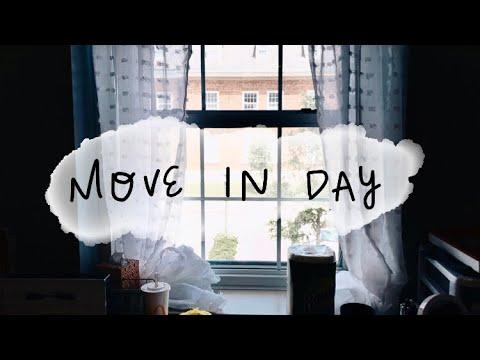 Move-In Day 2017 [college freshman ; SMU]   Abby Cole