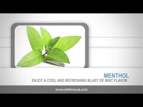 Wholesale Menthol Electronic Cigarettes | Bulk Supplier | Elektro USA