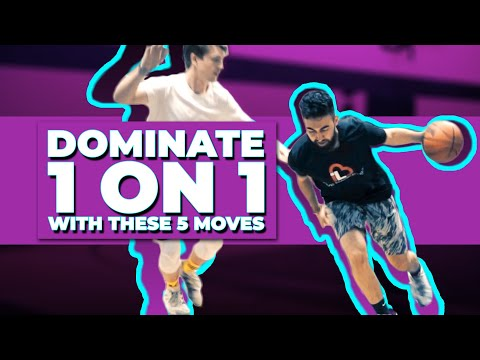 THE 5 Most UNSTOPPABLE 1 on 1 Moves | SCORE on ANY Defender! 😈