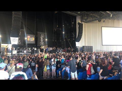 Warped Tour Live Charlotte Nc
