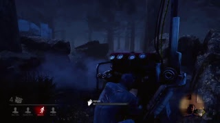 Mike_t_2006 and Obi_Wan_Nyc Dead by daylight action
